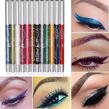Ruikey Eyeliners Pencil Set(12-Pack)