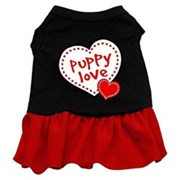 Mirage Pet Products 12-Inch Puppy Love Dress