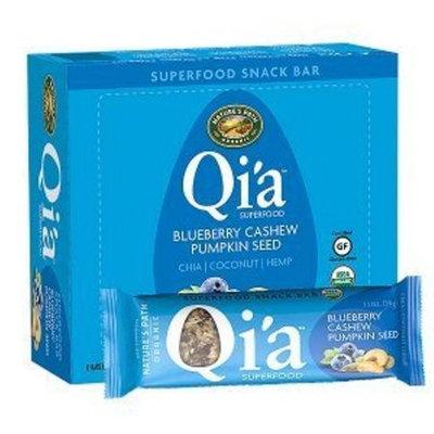 Nature's Path Qi'a Superfoods Snack Bar - Blueberry Cashew Pumpkin.
