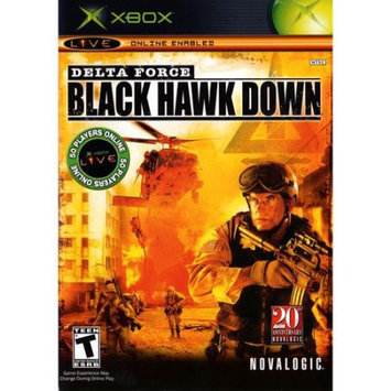 Vivendi Universal Interactive Delta Force Black Hawk Down