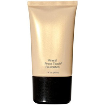 Beauty Basics Mineral Photo Touch Foundation, New Liquid Makeup Base Foundation