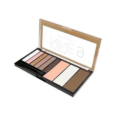 NickaK Nine Perfect Colors Palette (DREAMY ROSE)