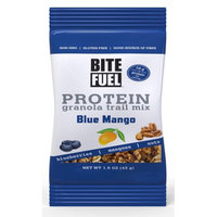 Bite Fuel Llc Bite Fuel, Protein Granola Trail Mix, Blueberries and Mangos, 1.5 Oz