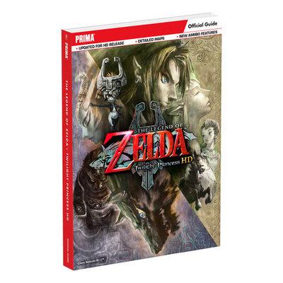 Prima Publishing Legend Of Zelda: Twilight Princess HD Guide Book [BK]