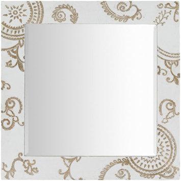 Surya Heradia Mirror - 31W x 31H in.