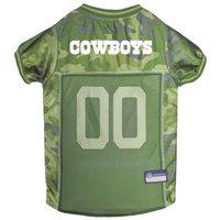 NFL Pets First Camo Pet Football Jerseys - Dallas Cowboys