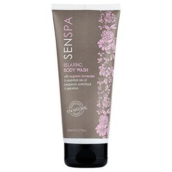 SenSpa Relax Body Wash 200ml (PACK OF 4)