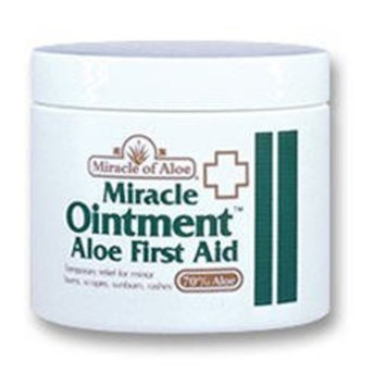 Miracle Ointment Aloe First Aid Cream 2 Oz.