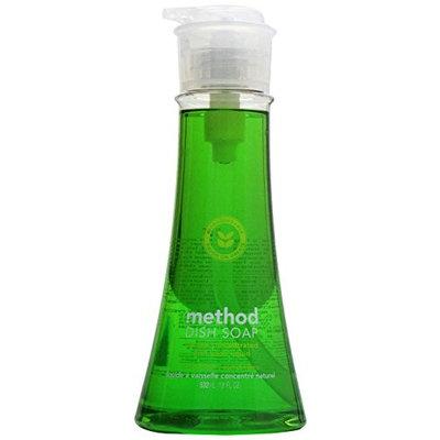 Method Dish Soap Pump, Cucumber, 18 Ounce [Cucumber]