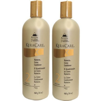 Avlon Keracare Humecto Creme Conditioner, 16oz by Avlon