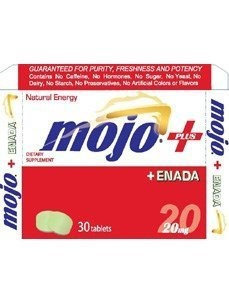 Mojo NADH 20 mg 30 tabs by Prof Birkmayer Health Pro