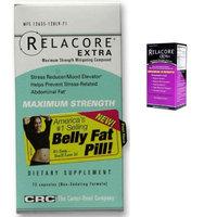 Relacore Extra Maximum Strength Stress Reducer / Mood Elevator Capsules - 72 ea (PACK OF 2)