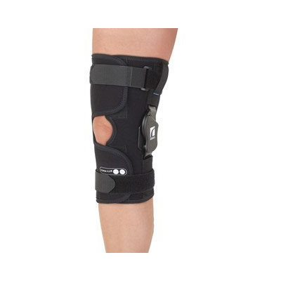 Ossur Form Fit ROM Wrap Short Closed Popliteal Knee Brace Size: XXX-Large