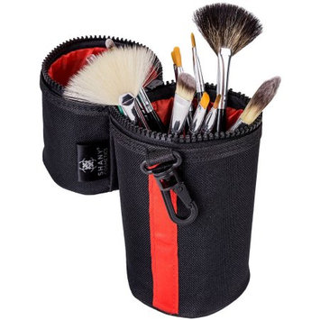 SHANY Cosmetics Urban Gal Collection Travel Brush Set with Carrying Case