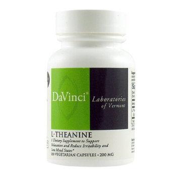 DaVinci Labs L-Theanine 200 mg, 120 capsules