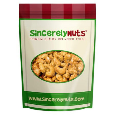 Sincerely Nuts Sinceerly Nuts Cashews, Butter Toffee, 1 lb