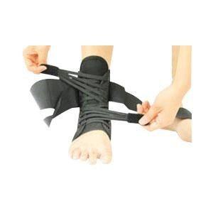 Delco Innovations Llc Tour Quick Lace Ankle Brace, X-Large, 14