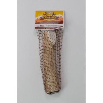 Venison Joe's Venison Joes 609722046084 Natural Elk Antler Dog Chews - Large