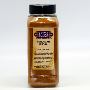 Spice Bazaar Moroccan Blend - 24 oz (Professional Chef Size)