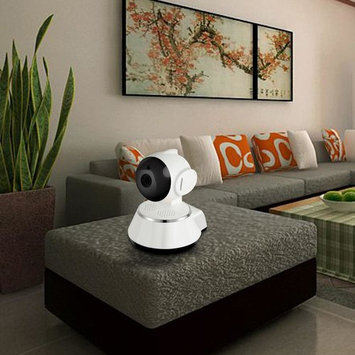 Wireless WiFi Baby Monitor 720P Alarm Home Security IP Camera Night Vision LEO