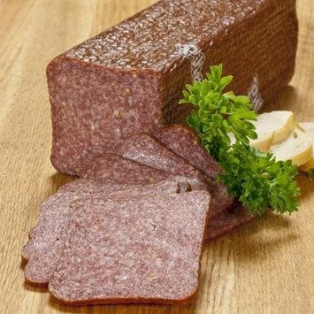 Square Mustard Seed Salami - 1 piece, 1 lb