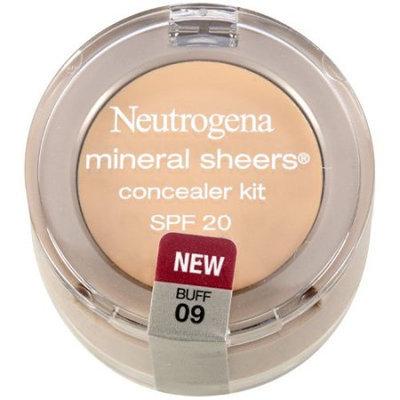 Neutrogena® Cosmetics Mineral Sheers Concealer