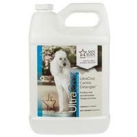UltraCruz Dog Detangler Spray, 1 gallon refill