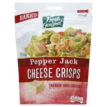 Fresh Gourmet FRSH GRMT PPR JACK 1 5 TBLSP 5 GRAM RND CHS CRISP 1.76 OUNCE