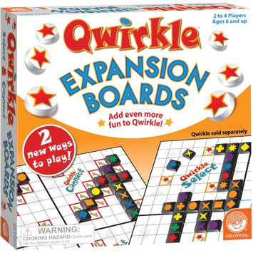 MindWare Qwirkle Expansion Boards Multi-Colored