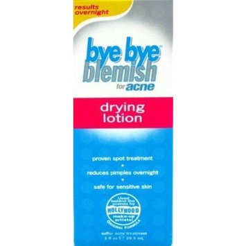 Bye Bye Blemish For Acne Drying Lotion 1 oz ( Pack of 6)