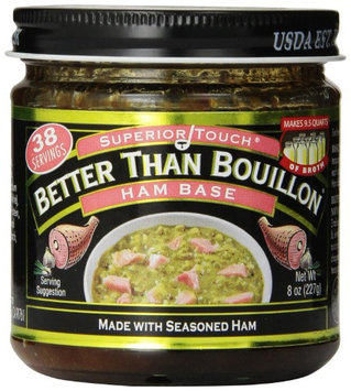 Better Than Bouillon Ham Base, 8 Oz