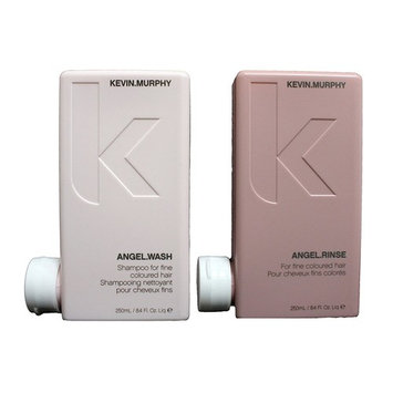 Kevin Murphy Angel Wash and Rinse combo set 250 ml/8.45 Fl Oz Liq. each