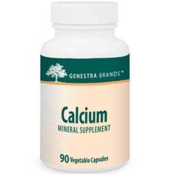 Genestra Brands - Calcium - Mineral Supplement - 90 Capsules