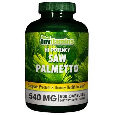 Tnvitamins Saw Palmetto 540 Mg - 500 Capsules