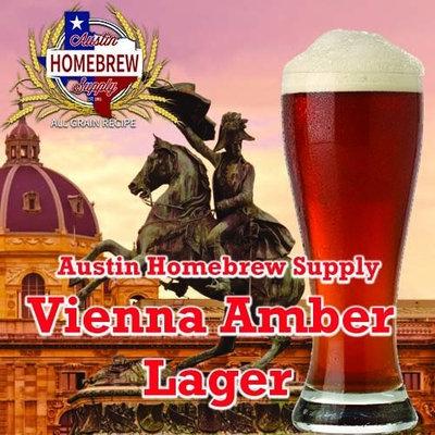 Austin Homebrew Vienna Amber Lager (3A) - ALL GRAIN