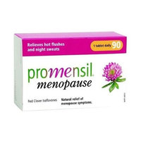 (6 PACK) - Promensil Red Clover Tablets | 90s | 6 PACK - SUPER SAVER - SAVE MONEY: Health & Personal Care