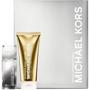 Fossil Michael Kors White Luminous Gold Gift Set