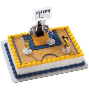 Decopac Basketball All Net Cake Topper