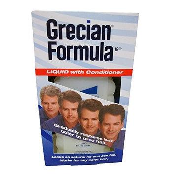 Grecian formula 16, hair color liquid with conditioner - 8 Oz by Grecian Formula