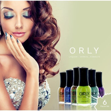 Orly Nail Polish Color Lacquer Set 6-Piece Collection #48