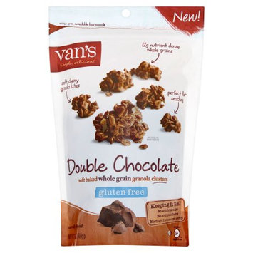 Van's International Foods Vans, Granola Clusters Double Chocolate, 11 Oz (Pack Of 6)