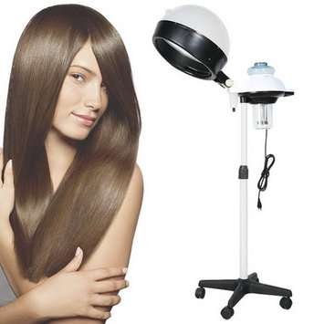 Hair Steamer with Timer Professional Salon Hair Steamer With Rolling Floor Stand Base [Hair Steamer - 1]