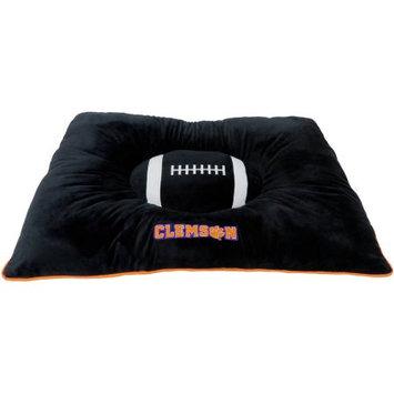 Pets First Clemson Tigers Pet Pillow Bed
