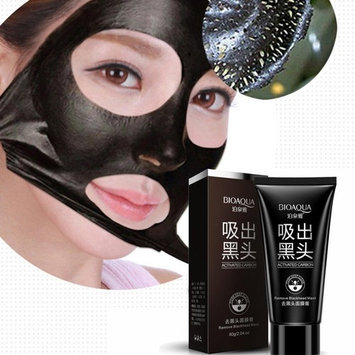 Start Skin Cleansing Mineral Mud Mask : Blackhead Remover Acne Cleaner Purifying Deep Cleansing Peel Mask for All Skin Types