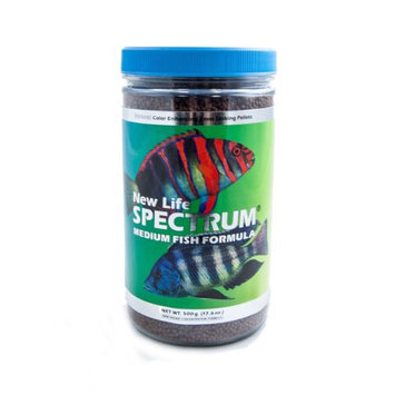 New Life International ANL58600 Spectrum Medium Fish Formula Sinking 600 gram