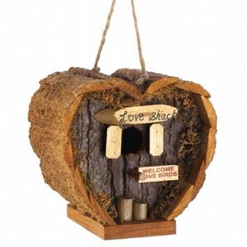 Zingz & Thingz 57071240 Love Birds Birdhouse