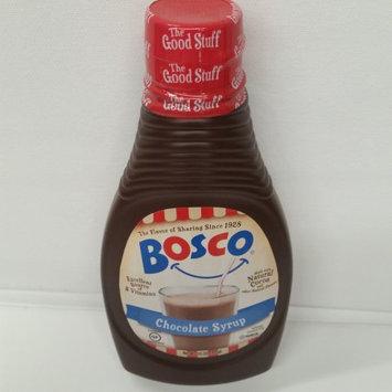 Bosco Chocolate Syrup 15 Oz