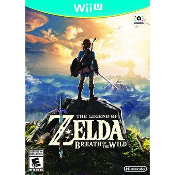 Nintendo Zelda: Breath Of The Wild - Pre-Owned (Wii U)