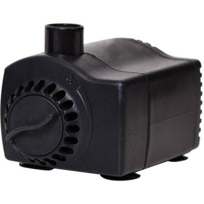 Geo Global Partners Llc Aquanique 140 GPH Fountain Pump with Low Water Auto Shutoff