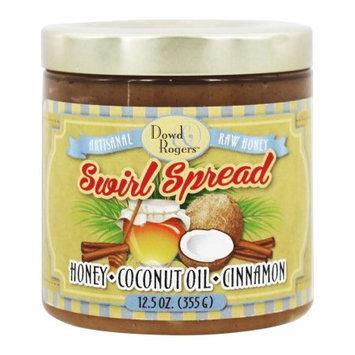 FunFresh Foods Swirl Spread Honey - Coconut - Cinnamon 12.5 oz